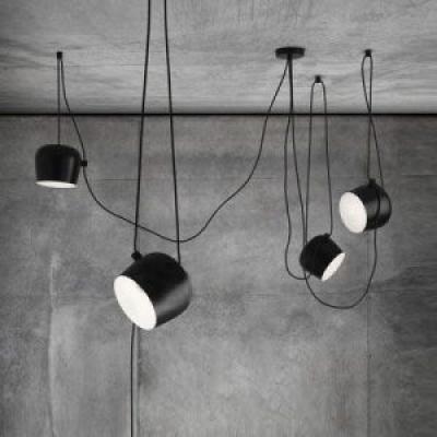 后现代简约创意艺术个性loft餐厅灯 美式工业风格北欧吊灯