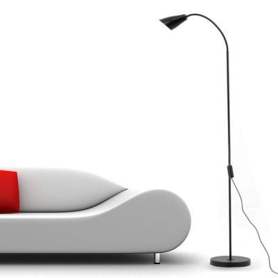 落地灯LED台灯 客厅床头卧室书房 现代北欧简约宜家 可调亮度调色