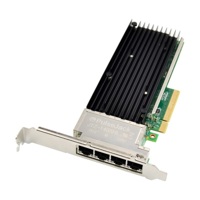 PCI Express XL710 Quad 10GbE Server Ethernet NIC