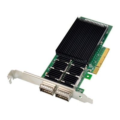 PCI Express XL710 Dual QSFP+ 40GbE Ethernet Server NIC