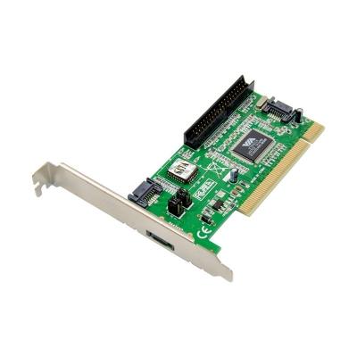PCI 6421A SATA150 SATA + PATA Host controller Raid card