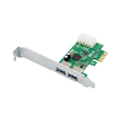 PCI Express NEC720200 USB 3.0 2-Ports Expansion card