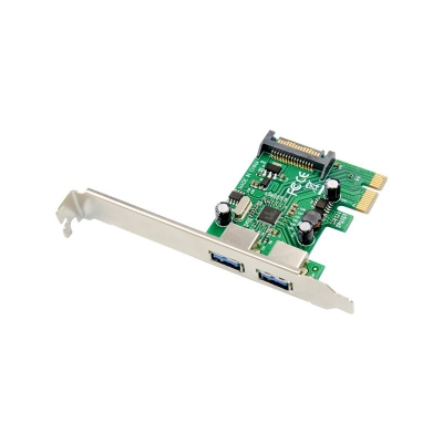 PCI Express NEC720202 USB 3.0 2-Port expansion card