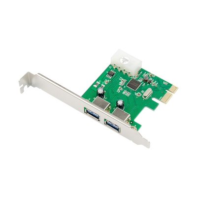 PCI Express ASM1042 USB 3.0 Card 2-Ports