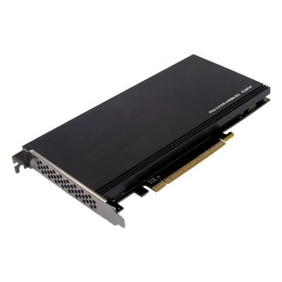 PCI-E 3.0 X16 PEX8747 4-M.2 NVMe Extend Card