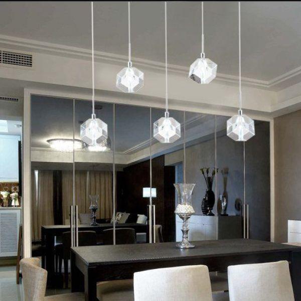 现代简约时尚水晶灯创意吊灯